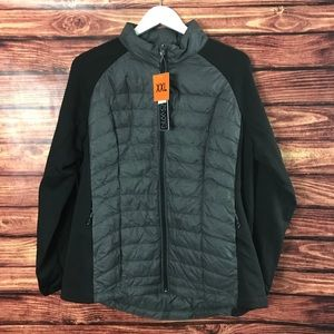 NWT 32 Degrees Zip Up Jacket